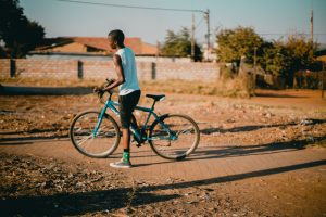 Read more about the article On ne tombe plus du vélo