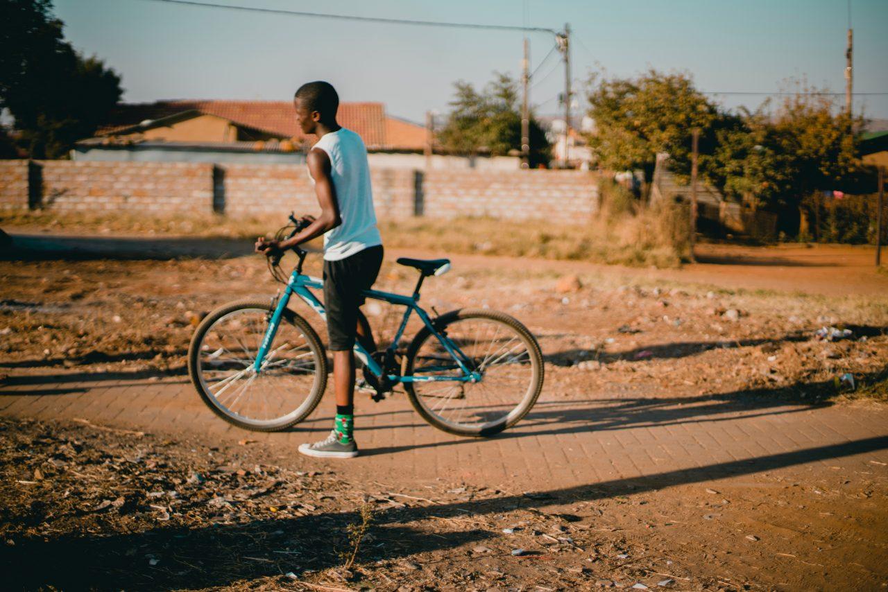 On ne tombe plus du vélo
